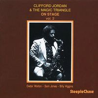 Clifford Jordan - On Stage 2