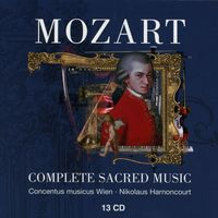 W.A. Mozart - Complete Sacred Music / Various