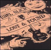 Earl Slick - Lost & Found