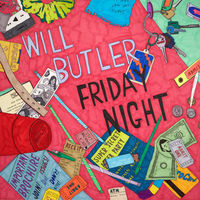 Will Butler - Friday Night [Vinyl]