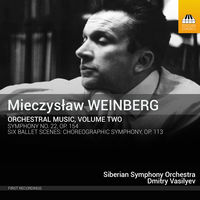 Siberian Symphony Orchestra - Weinberg: Orchestral Music, Vol. 2