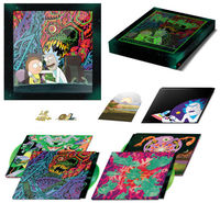 Rick And Morty [TV Series] - The Rick and Morty Soundtrack [Box Set]