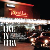 The Jazz At Lincoln Center Orchestra With Wynton Marsalis - Live In Cuba [4LP Box Set]