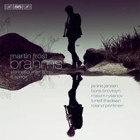 Brahms - Martin Frost Plays Brahms (Hybr)