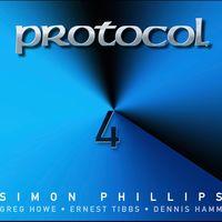 Simon Phillips - Protocol 4 (Dig)