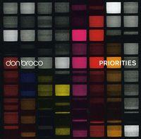 Don Broco - Priorities [Import]