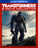 Transformers [Movie] - Transformers: 5 Movie Collection