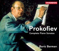 BORIS BERMAN - Piano Sonatas 1-9