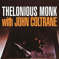 Thelonious Monk - Thelonious Monk With John Coltrane (Uk)