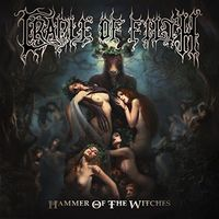 Cradle Of Filth - Hammer Of The Witches [Limited Edition]