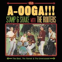 Routers - A-Ooga!!! Stamp & Shake With The Routers [Import]