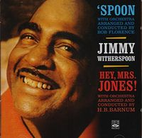 Jimmy Witherspoon - Spoon / Hey Mrs Jones (Fra)
