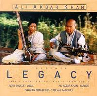 Ali Akbar Khan - Legacy: 16th-18th Century Music from India