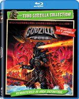 Godzilla [Movie] - Godzilla 2000