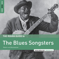 Rough Guide - Rough Guide To The Blues Songs [LP]