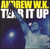 Andrew W.K. - Tear It Up / Your Rules (Cd Single & Dvd)