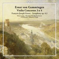 KOLJA LESSING - Violin Concertos Nos. 3 & 4