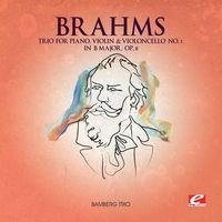 Brahms - Trio Piano Violin Violoncello 1 in B Major