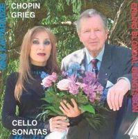 Nina Kavtaradze - Sonata for Cello & Piano in G-Minor Op 65