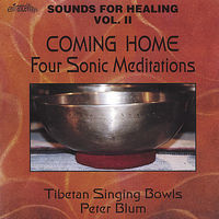 Peter Blum - Coming Home-Four Sonic Meditations