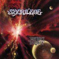Sacrilege - Turn Back Trilobite (Uk)