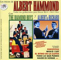Albert Hammond - Todas Sus Grabaciones Para Discos RCA (1963-1964)