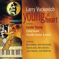Larry Vuckovich - Young at Heart