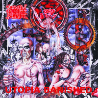 Napalm Death - Utopia Banished [LP]
