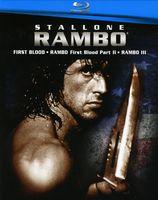 Rambo [Movie] - Rambo 1-3