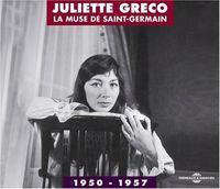 Juliette Greco - 1950-1957: La Muse de St Germain