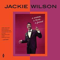 Jackie Wilson - Woman A Lover A Friend [180 Gram] (Spa)