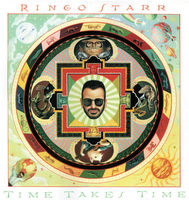 Ringo Starr - Time Takes Time [Colored Vinyl] (Gate) [Limited Edition] [180 Gram] (Red)