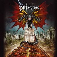 Blitzkrieg - Time Of Changes 30th Anniversary Edition [Colored Vinyl]