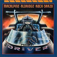 Aldridge/Rock/Sarzo/Driver (80's, 90's)/Tony MacAlpine - Project-Driver