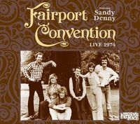 Fairport Convention - Live 1974 (Uk)