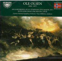 Latvian National Symphony Orchestra - Aasgardsreien / Symphony G Major