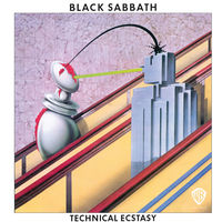 Black Sabbath - Technical Ecstasy [180 Gram Limited Edition Vinyl]