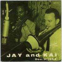 J.J. Johnson and Kai Winding - Jai & Kai [LP]