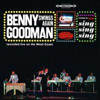 Benny Goodman - Swings Again (Bonus Tracks) (Spa)