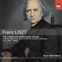 Risto-Matti Marin - Complete Symphonic Poems Transcribed Solo Piano