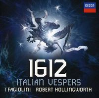 G. Croce - 1612 Italian Vespers