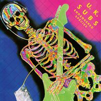 Uk Subs - Endangered Species (Bonus Tracks) [Deluxe]