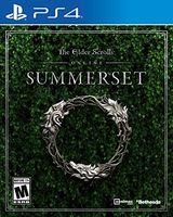 Ps4 Elder Scrolls Online: Summerset - Elder Scrolls Online: Summerset for PlayStation 4