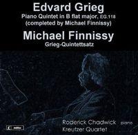 Roderick Chadwick - Piano Quintets