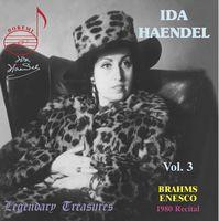 Ida Haendel - Legendary Treasures: Ida Haendel Vol.3: 1980 Recital