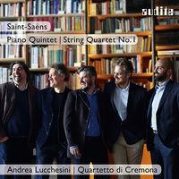 Andrea Lucchesini - Saint-saens: Piano Quintet / String Quartet 1
