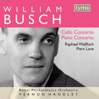 RAPHAEL WALLFISCH - Cello & Piano Concertos