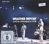 Weather Report - Rockpalast Offenbach 1978 (W/Dvd)