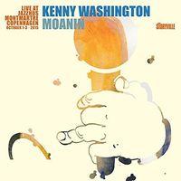 Kenny Washington - Moanin - Live At Jazzhus Montmartre