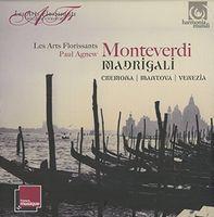 Les Arts Florissants - Monteverdi: Madrigali - Mantova Cremona Venezia